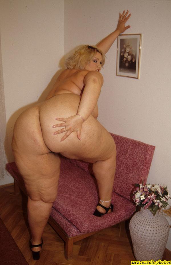 sexy bbw arsch nackt